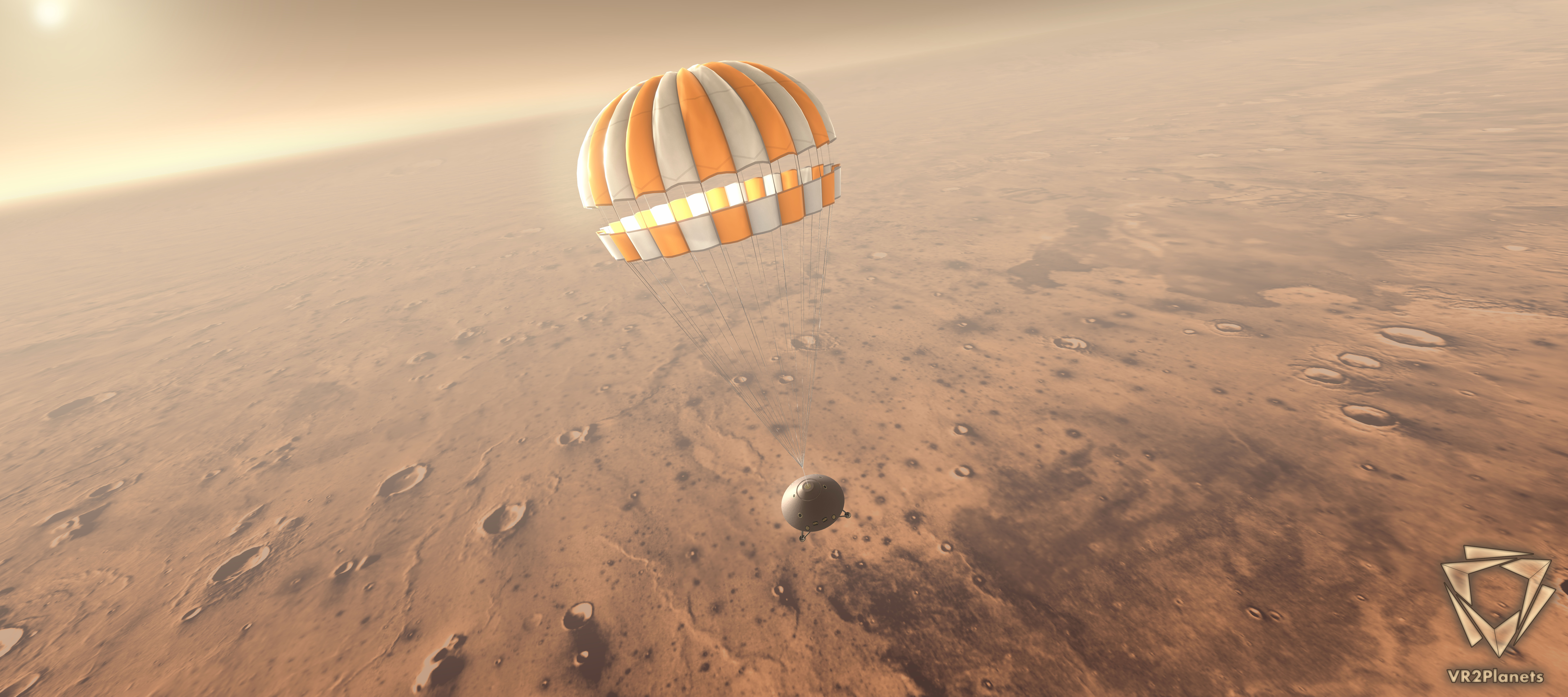 InSight : Welcome on Mars! - VR2Planets