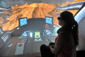 Voyage sur Mars en VR