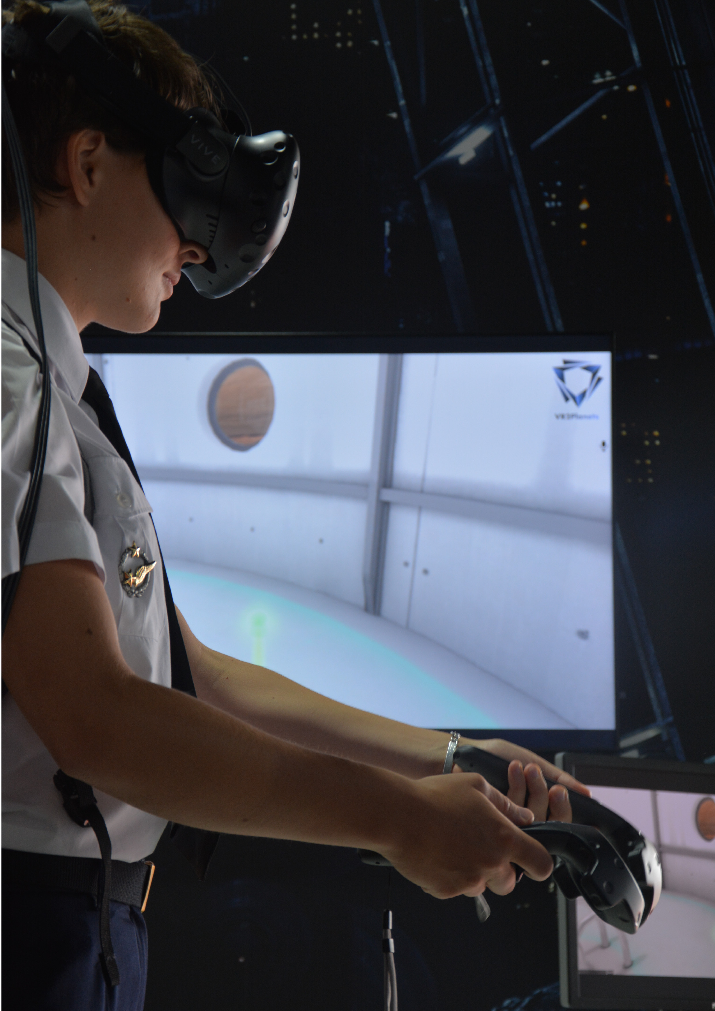 VR2Planets Virtual Reality Experience