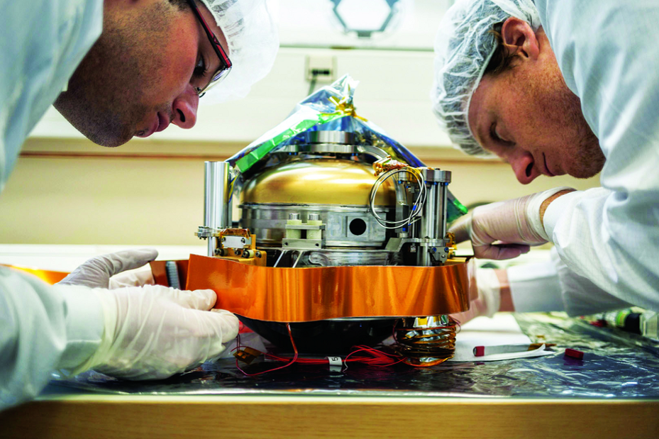 technologies spatiales Sodern article usine nouvelle