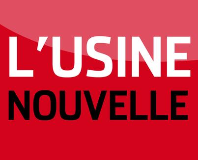 Logo journal l usine nouvelle