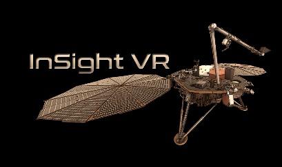 La sonde InSight en réalité virtuelle